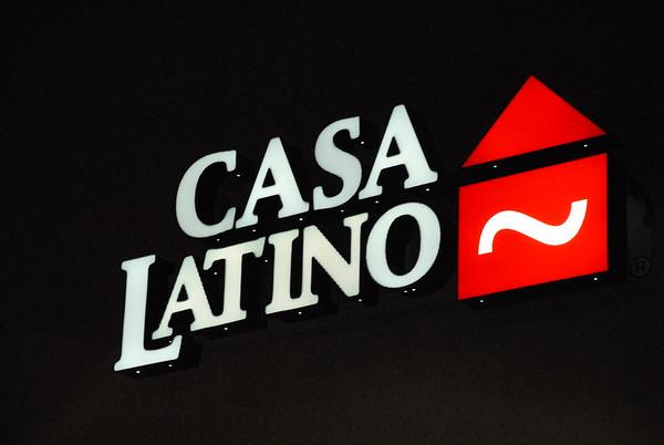 Casa Latino World Properties Ribbon Cutting Party 8-20-09