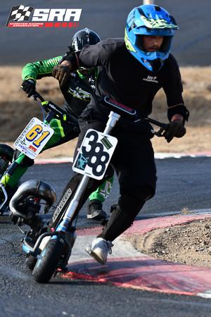 Go Ped Racer # 388