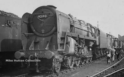 92184-92202 Built 1958 Swindon