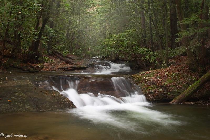 Boggs Creek, Lumpkin County, Ga.