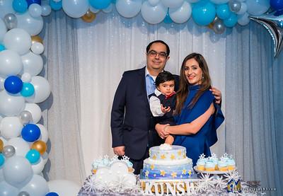Kunsh's 1st Birthday - Shivya Kunal