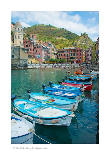 Vernazza (Cinqe Terre NP), Italy