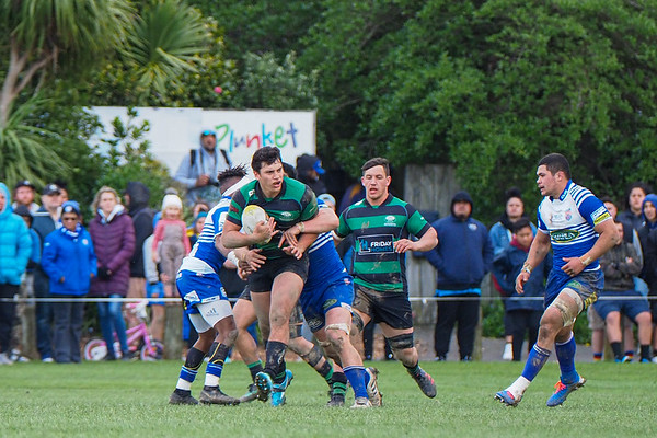 Northern United v Wainuiomata -   Jubillee Cup Final - 27 July 2019