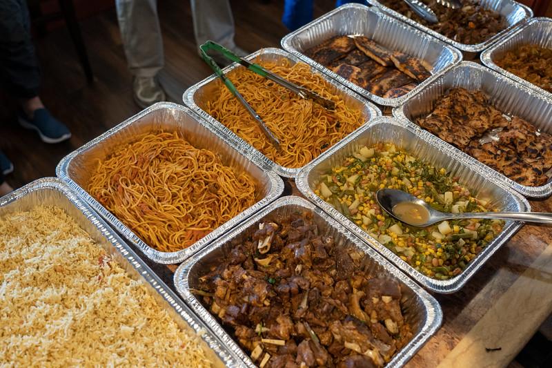 Somali food in Columbus