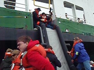 WSF Marine Rescue Response
