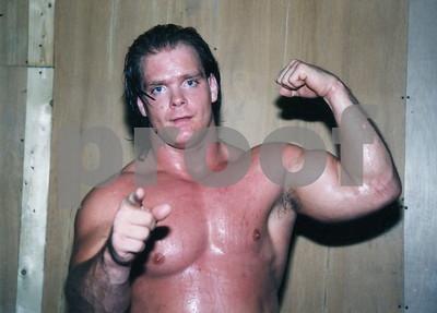 Chris Benoit ECW photos