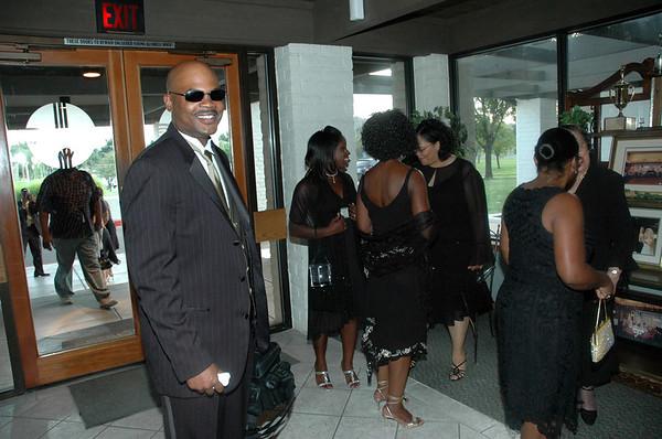 St. Mark UMC Pastor & Family Appreciation Event Aug 18, 2006