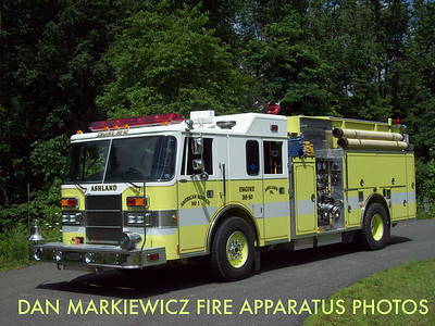 FD 38 Ashland Borough