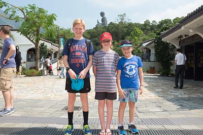 Carters in HK 2016