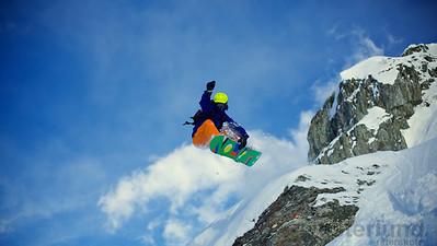 Skikursus i Kaprun, Østrig