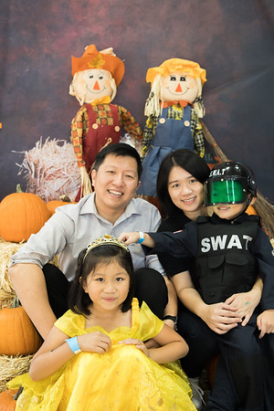 2019 Harvest Fall Festival Photo Booth