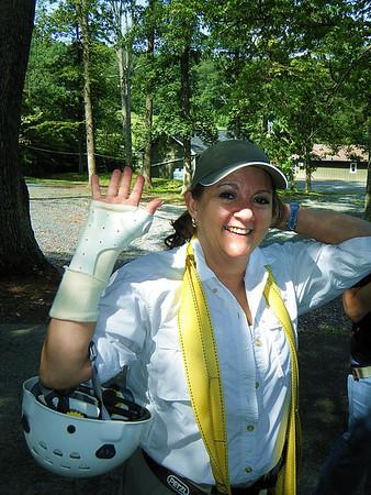 Vertigo Canopy Ziplining Tour 2010