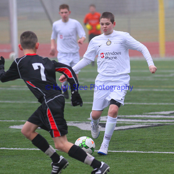 2014-02-01 Snohomish United