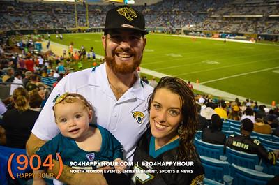 Jacksonville Jaguars Game - 8.24.17