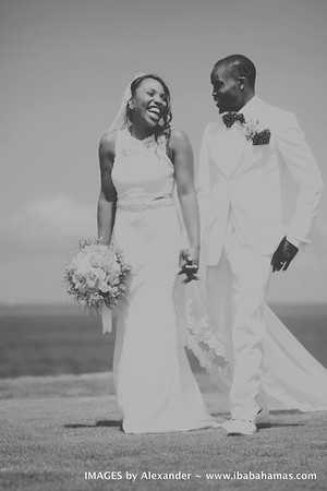 Kerklin & Synammon | Bahams Wedding | Grand Isles Resort | Exuma, Bahamas.