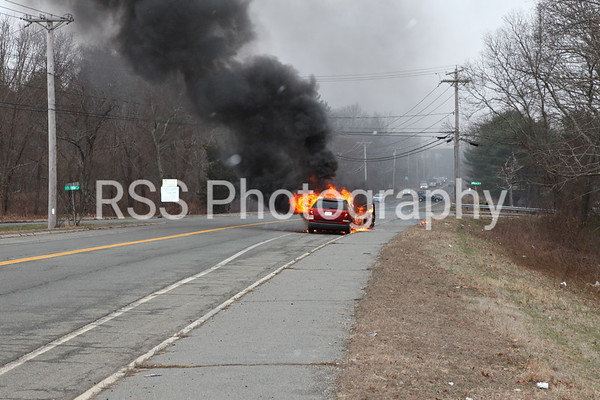Car Fire Group 2   04-15-2018