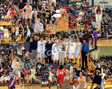 2009/10 Clarkston Varsity Collage