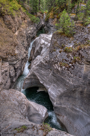 2014-08-25 Maligne Canyon