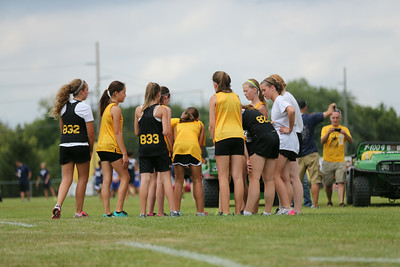 2014 Centerville High School Saturday Night Lights Cross Country