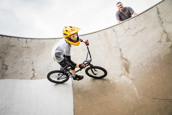 Knoxville Skate Park with the Deans 20190519