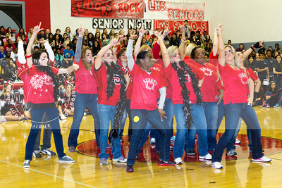 LHS SENIOR NIGHT/PRE-GAME 11/7/13
