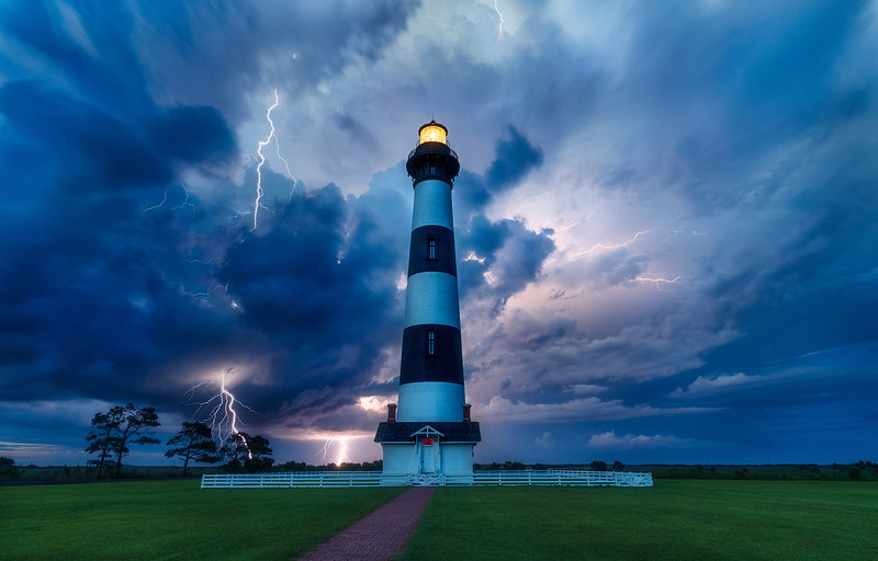 Guiding Light in The Midst of A Storm
