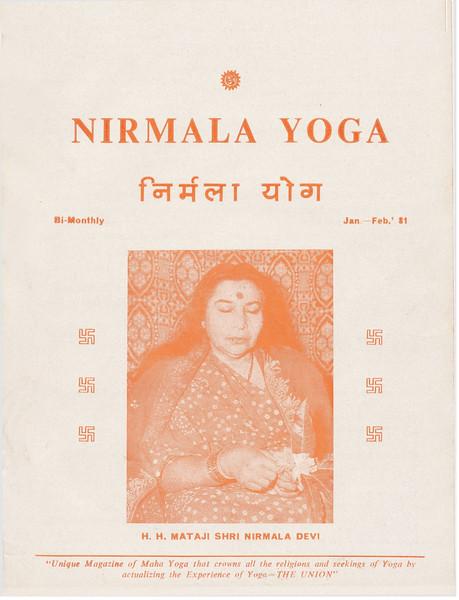 Nirmala Yoga 1981