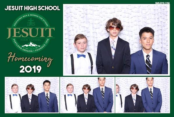 Jesuit High School Homecoming 2019