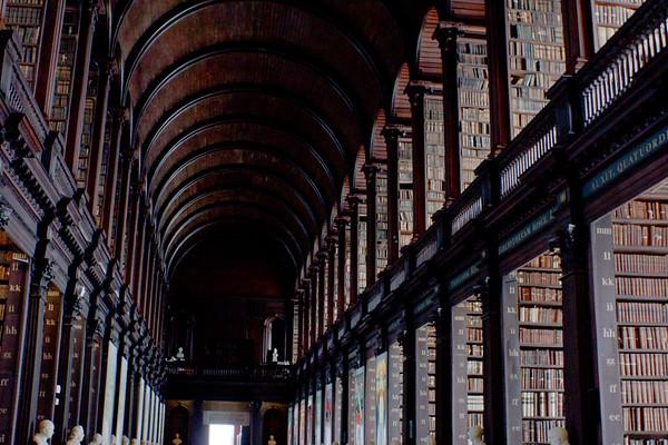 Trinity College 35mm
