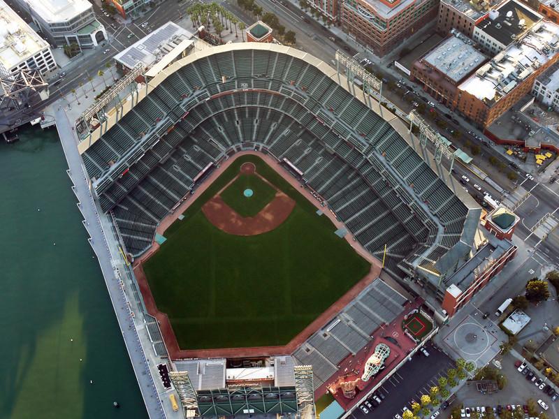 AT&T Stadium, San Francisco, CA.