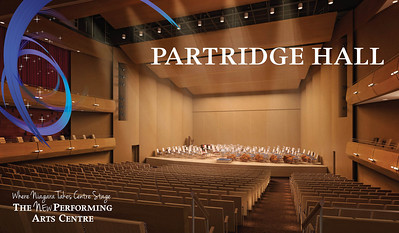 Naming Partridge Hall St. Catharines PAC