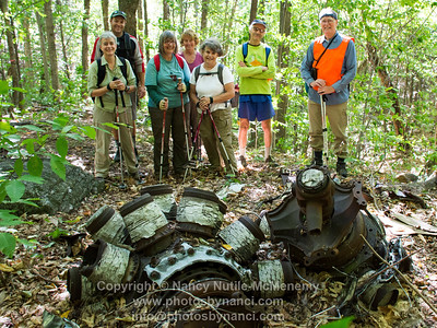 B-29 Crash Site Hike