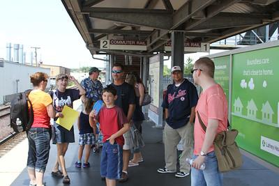 7/16/13 Day Trip to Boston