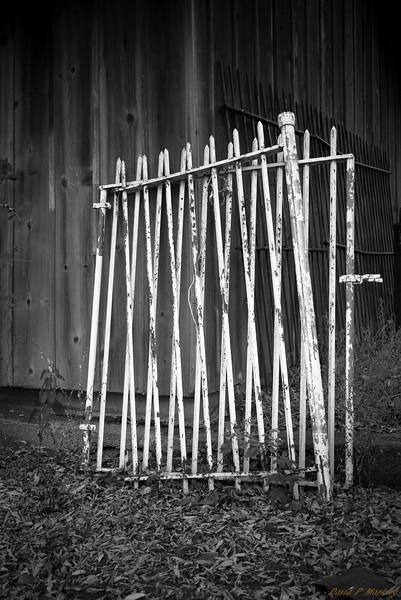 Resting Gate