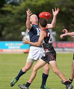 Lucindale B Grade Football - Round 3
