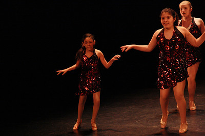 Saturday 9-12yr Latin Jazz
