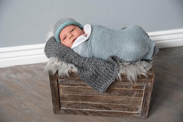 Burk Mehlhoff newborn