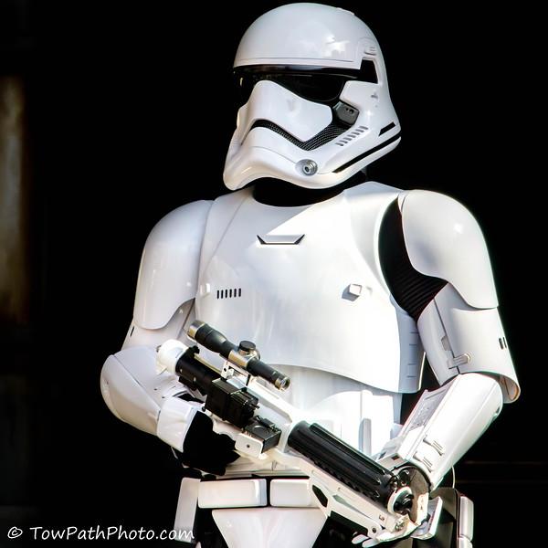 First Order Storm Trooper