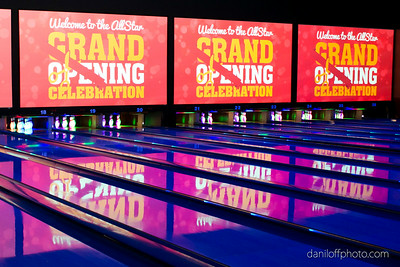 All Star Bowling and Entertainment - Ribbon Cutting Ceremony - Sandy Area Chamber of Commerce