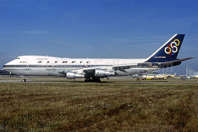Olympic Airways (1st and 2nd)