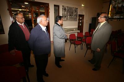 Lord Ahmad visit to Jain Temple 09 01 15