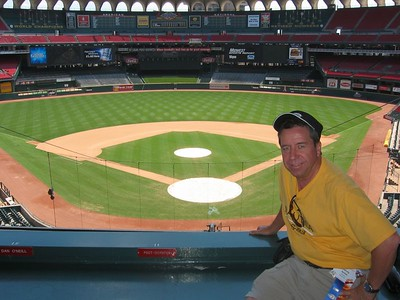 Visiting Stadiums