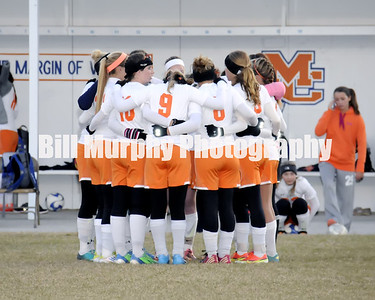 1st Region Girls Soccer Tournament Finals, October 24, 2013, Marshall County vs. Graves County. Lady Marshals Won 2-0.