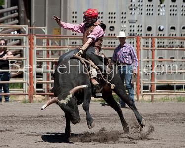 Saturday Bull Riding- BCHSR