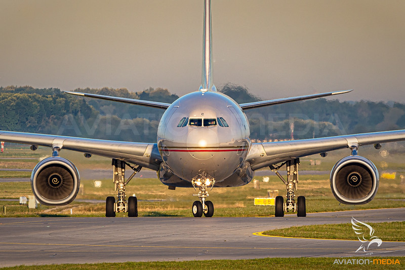 Etihad Airways / Airbus A330-300 / A6-AFC