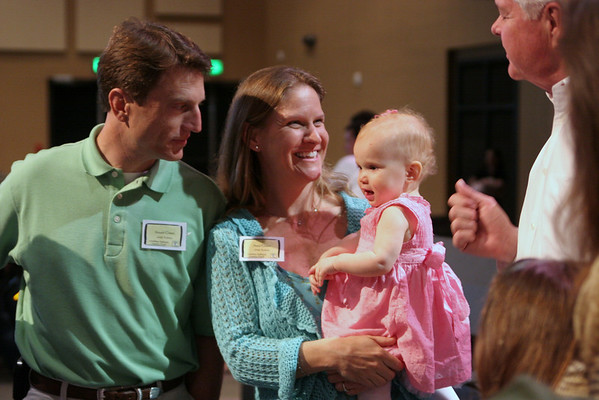 Gateway Baby Dedication - April 20, 2008