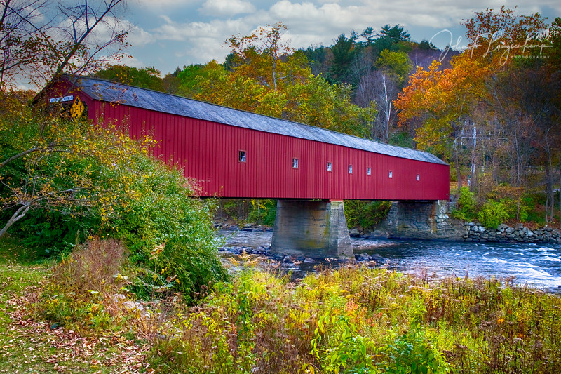 West Cornwell Bridge, CT