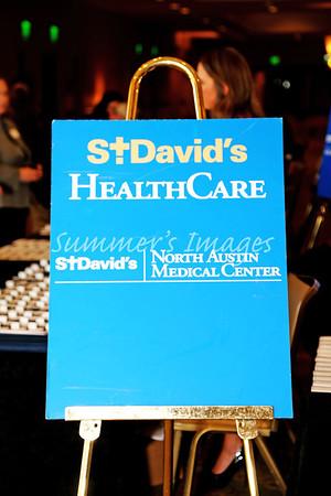 St. David's Service Awards 2014