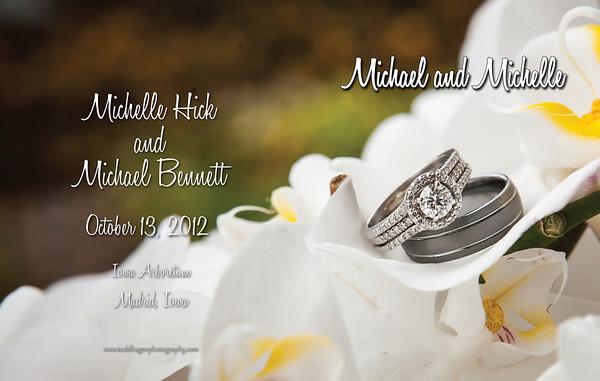 Bridal Album Cover Options