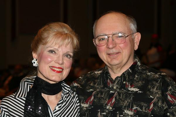 Joe and Joyce